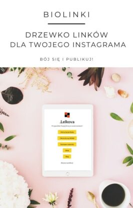 Drzewko linków dla Twojego Instagrama